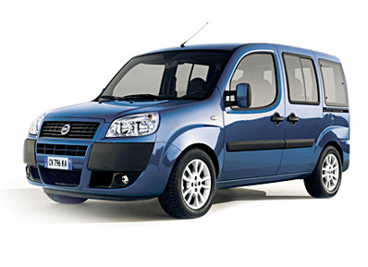 Fiat Doblo or similar Manual