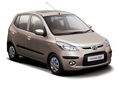 Hyundai i10 or similar Manual
