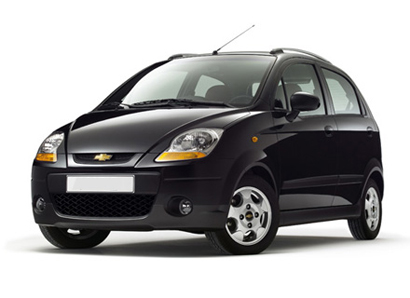 Chevrolet Matiz manual or similar