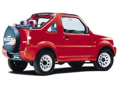 Suzuki Jimny 4x4 Manual AC