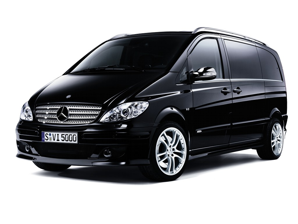 Mercedes Viano Luxury 7 person AUTOMATIC