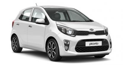 Kia Piccanto manual or similar