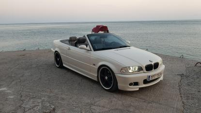 BMW Mpack Cabrio Manual