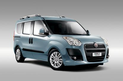 Fiat Doblo 7 seats Manual