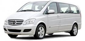 Mini bus for 9 person Vito Mercedes