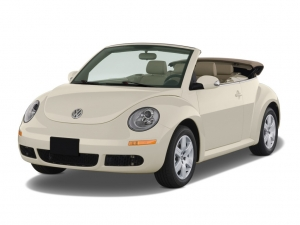 VW Beetle cabriolet fully automatic