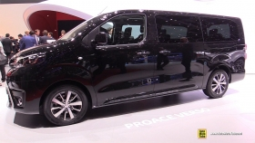 New Toyota Proace Mini bus Luxury 2019