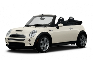 New arrival of Mini Cooper auto cabriolet White