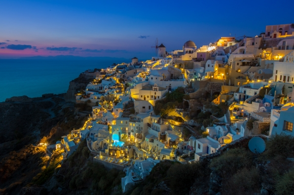 A quick guide for Santorini Island