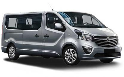 Opel Vivaro Automatic 9 seat