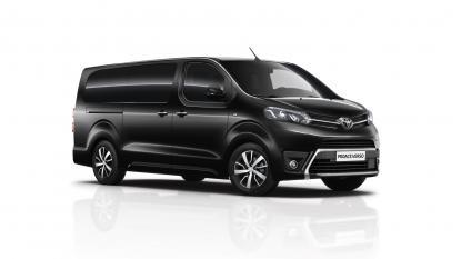 Toyota Proace Diesel 9 seats Manual