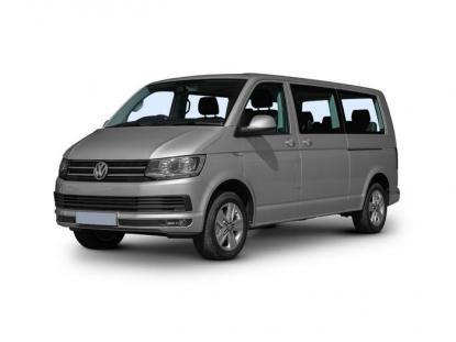 VW T5 9 Seats mini bus MANUAL or similar